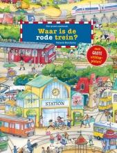 Melanie Brockamp , Waar is de rode trein?