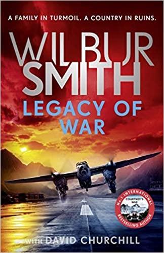 Smith, Wilbur, Churchill, David,Legacy of War