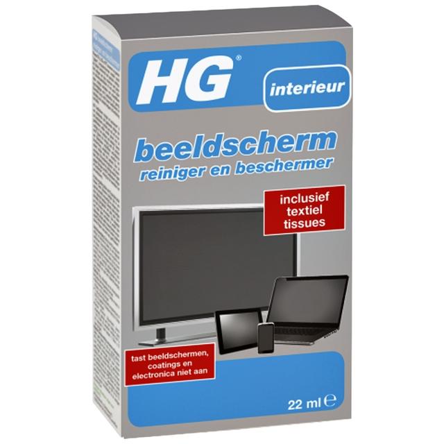 ,Beeldschermreiniger HG 22ml