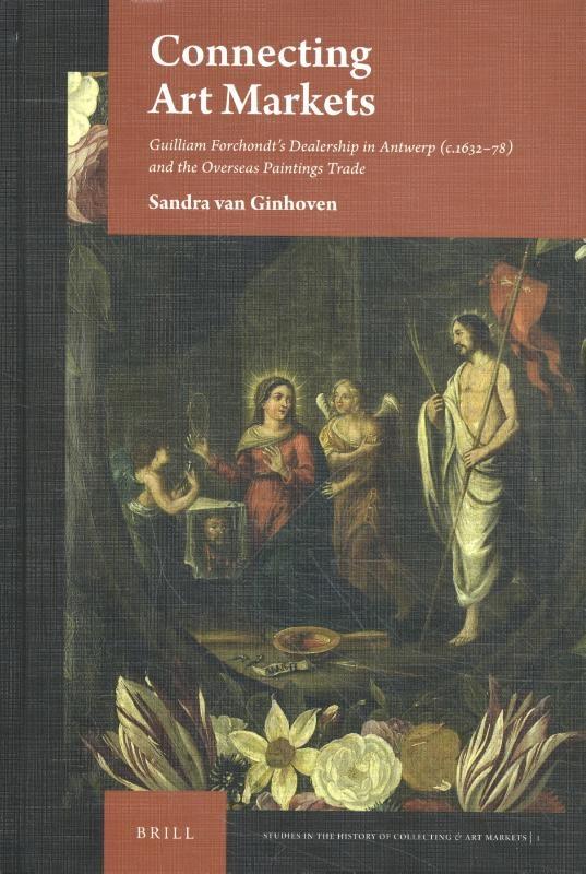 Sandra van Ginhoven,Connecting Art Markets