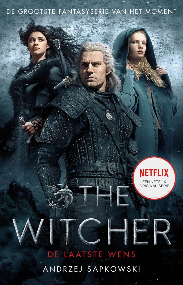 Andrzej Sapkowski,The Witcher - De laatste wens (filmeditie)