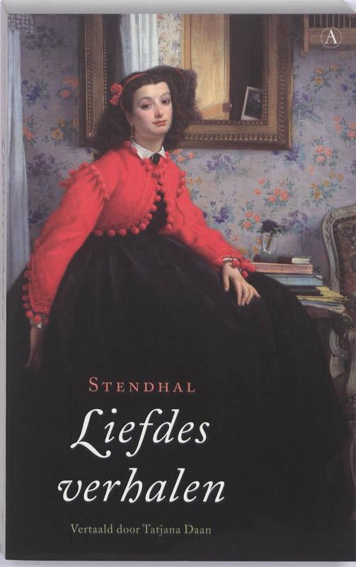Stendhal,Liefdesverhalen
