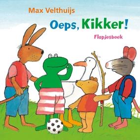 Max Velthuijs,Oeps, Kikker!