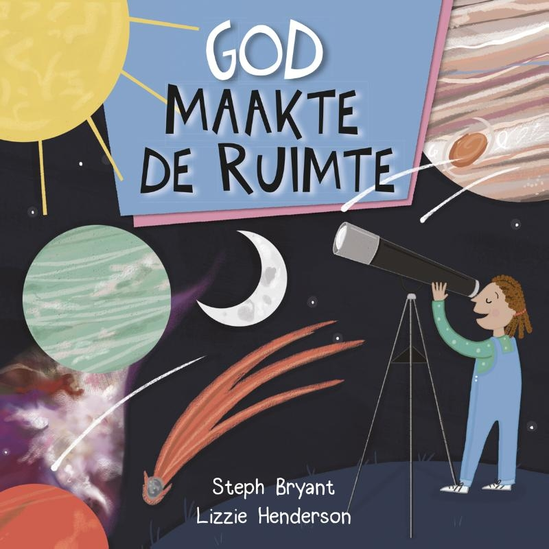 Steph Bryant, Lizzie Henderson,God maakte de ruimte