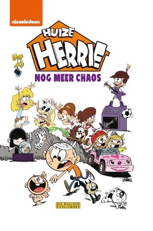 ,Huize Herrie - Nog meer chaos