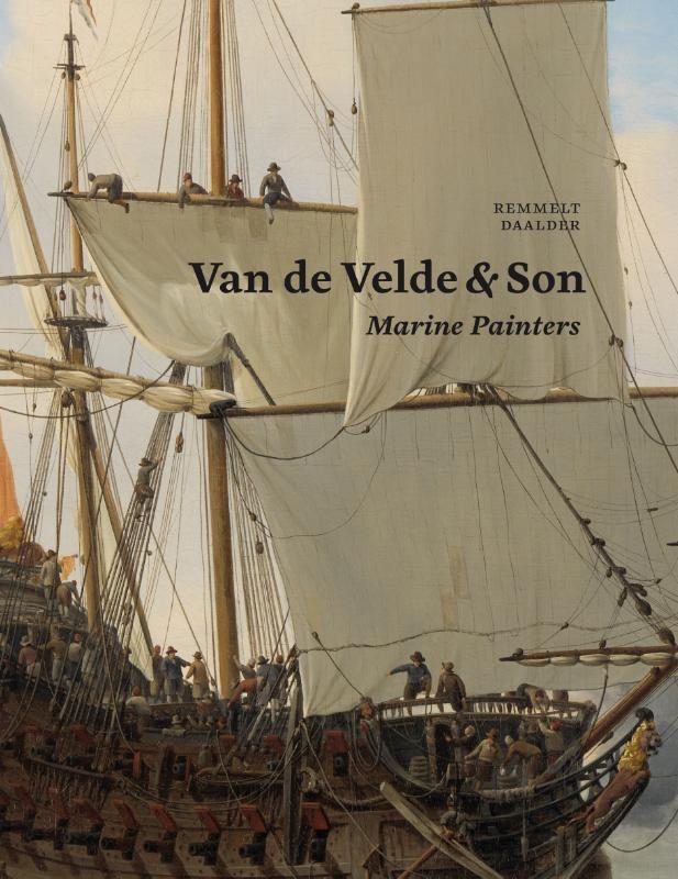 Remmelt Daalder,Van de Velde & Son - Marine Painters