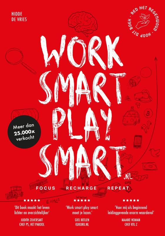 Hidde De Vries,Work smart play smart.nl