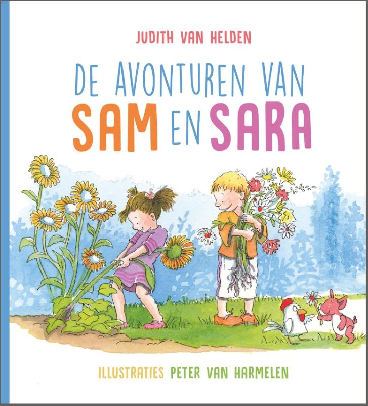 Judith van Helden,De avonturen van Sam en Sara