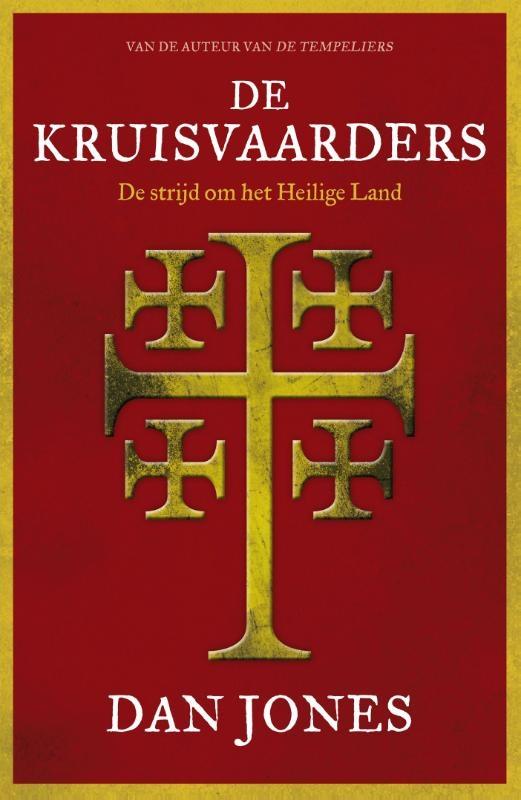 Dan Jones,De Kruisvaarders