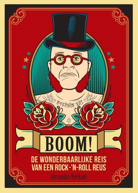 Alexandra Vierkant,Boom!