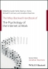 Hertel, Guido,Wiley Blackwell Handbook of the Psychology of the Internet a