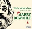 Sedaris, David,Weihnachtliches gelesen von Harry Rowohlt
