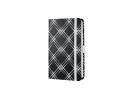 ,<b>Notitieboek sigel jolie beauty a6 lijn zwart/wit</b>