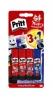 ,<b>Lijmstift pritt 4dlg monster sticks 11gr</b>