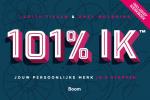 <b>Judith  Tielen, Roel  Wolbrink</b>,101% IK - Jouw persoonlijke merk in 8 stappen