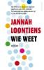 Jannah  Loontjens,Wie weet