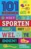 Andra  Laarhuis,101 redenen om niet te sporten