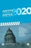 Koen  Geens, Bernard  Hubeau, Jean-Paul  Janssens, Koen  Lenaerts, Dominique  Mougenot, Yves  Poullet, Leo Van Garsse, Tony Van Parys, Cécile  Vigour,Justitie 2020 (BE)