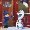 Disney Pixar,Olaf's Frozen Adventure, Boek met CD, met muziek en stemmen uit de film, lees en luister