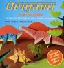<b>Mari  Ono, Hiroaki  Takai</b>,Origami: Dinosauriers