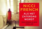 <b>Nicci  French</b>,Als het zaterdag wordt