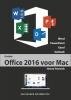 Henny  Temmink,Ontdek Office 2016 voor de Mac