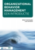 <b>Robert den Broeder, Joost  Kerkhofs</b>,Organizational Behavior Management - Een introductie