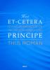 <b>Thijs  Homan</b>,Het etcetera-principe