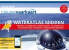 ,Waterkaart Nederland Midden - 2018 - wateratlas - Nieuwe Vaarkaart
