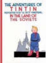 Herge Tintin In the Land of the Soviets