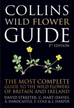 David Streeter,   Christina Hart-Davies,   Audrey Hardcastle,   Felicity Cole Collins Wild Flower Guide