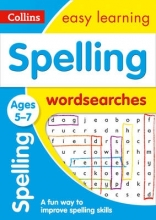 Collins Easy Learning Spelling Word Searches Ages 5-7