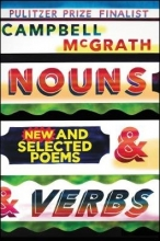Campbell McGrath Nouns & Verbs