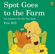 Hill, Eric Spot Goes To The Farm