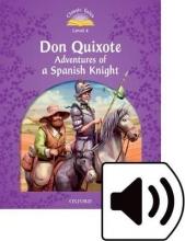 Level 4: Don Quichote Audio Pack