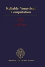 M. G. (Division of Information Technology, Division of Information Technology, National Physical Laboratory, Middlesex) Cox,   S. (NAG Limited, Jordan Hill, Oxford) Hammarling Reliable Numerical Computation