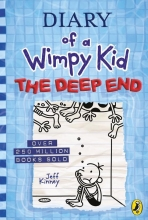 Jeff Kinney , Diary of a Wimpy Kid: The Deep End