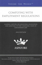 Castagnera, James Ottavio, Dr. Complying with Employment Regulations