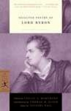 Byron, George G. Selected Poetry of Lord Byron