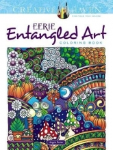 Porter, Angela Creative Haven Eerie Entangled Art Coloring Book