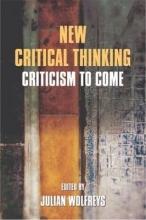 Wolfreys, Julian New Critical Thinking