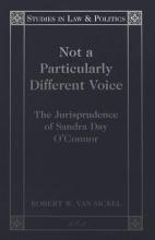 Van Sickel, Robert W. Not a Particularly Different Voice