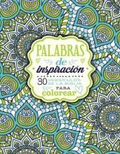 Zondervan Palabras de Inspiración (Libro Para Colorear)