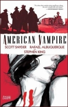 Snyder, Scott,   King, Stephen American Vampire 1