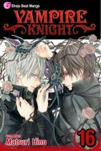 Hino, Matsuri Vampire Knight 16
