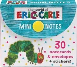 Eric Carle The World of Eric Carle(TM) Mini Notes