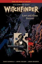 Mignola, Mike Lost and Gone Forever