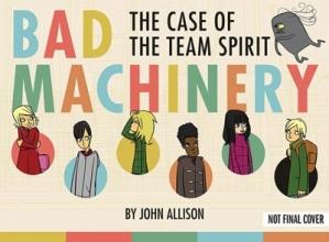 Allison, John Bad Machinery 1