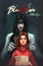 Blood Stain 1