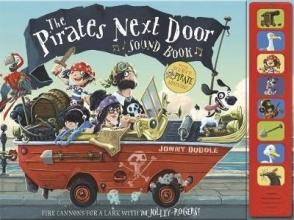 Duddle, Jonny Pirates Next Door Sound Book